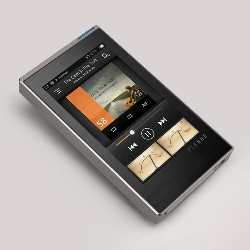 Cowon Plenue P1  HI-FI Player Silver