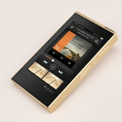 Cowon Plenue P1  HI-FI Player Gold