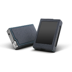 Cowon Plenue D Leather Case Navy