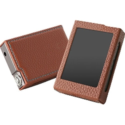 Cowon Plenue D Leather Case Brown