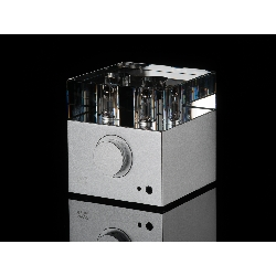 Woo Audio WA7 Fireflies Silver + WA7 Tube PSU