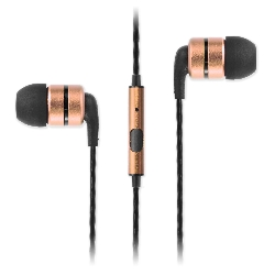 SoundMAGIC E80S Black-Gold for ALL Smartphones OFERTA SPECJALNA