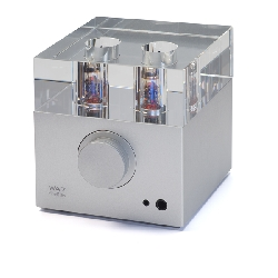 Woo Audio WA7d Fireflies Duo Silver + WA7 Linear PSU